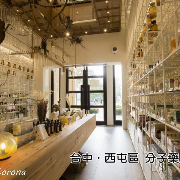 台中市 休閒旅遊 景點 景點其他 分子藥局Molecure Pharmacy