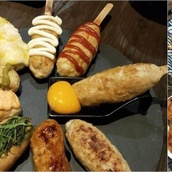 台南市 餐飲 燒烤‧鐵板燒 燒肉燒烤 原佃燒烤