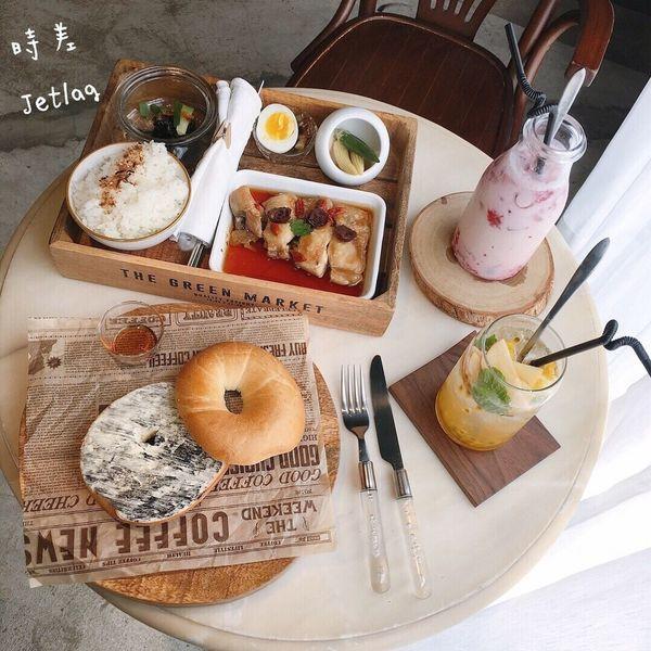 台北市 餐飲 咖啡館 時差 jetlag