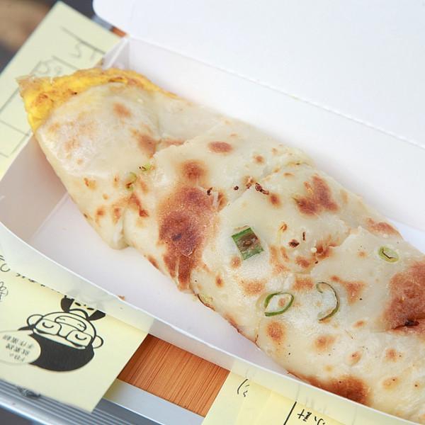 台南市 美食 攤販 包類、餃類、餅類 就素跩 手作蛋餅