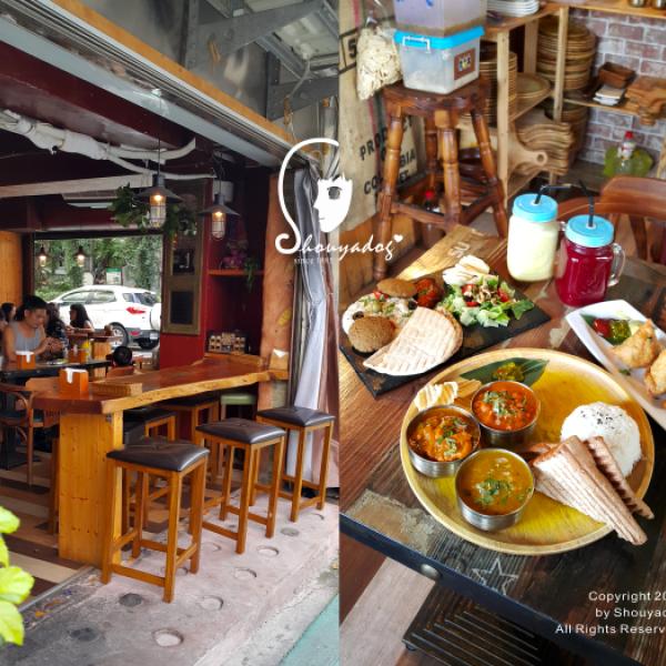 台北市 美食 餐廳 異國料理 3 Idiots Toast & Curry 三個傻瓜印度蔬食 (公館店)