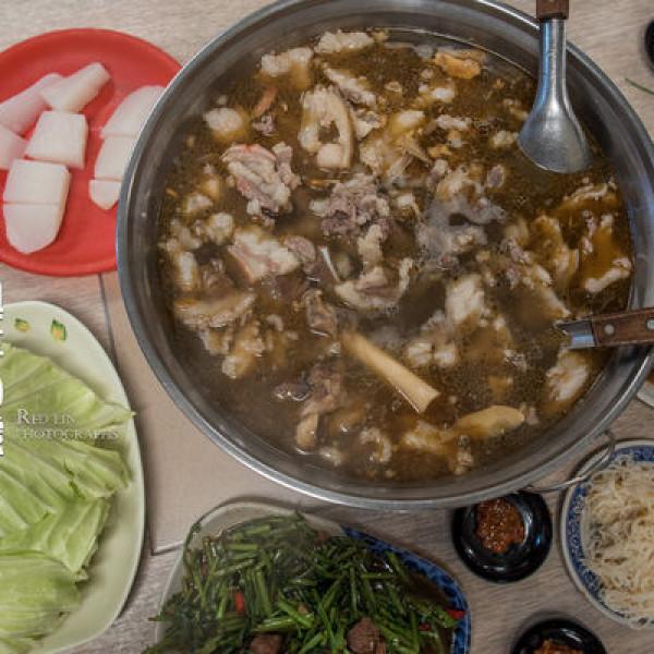 雲林縣 餐飲 鍋物 薑母鴨‧羊肉爐 日日興羊肉爐