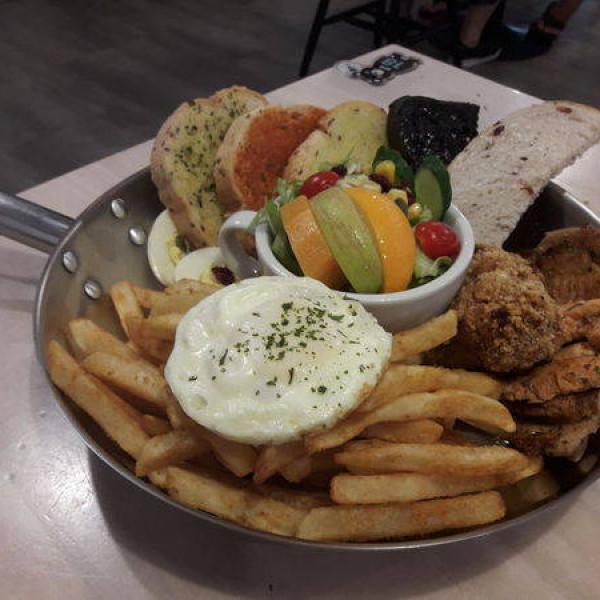 台中市 美食 餐廳 咖啡、茶 歐式茶館 濰克早午餐 台中民權店