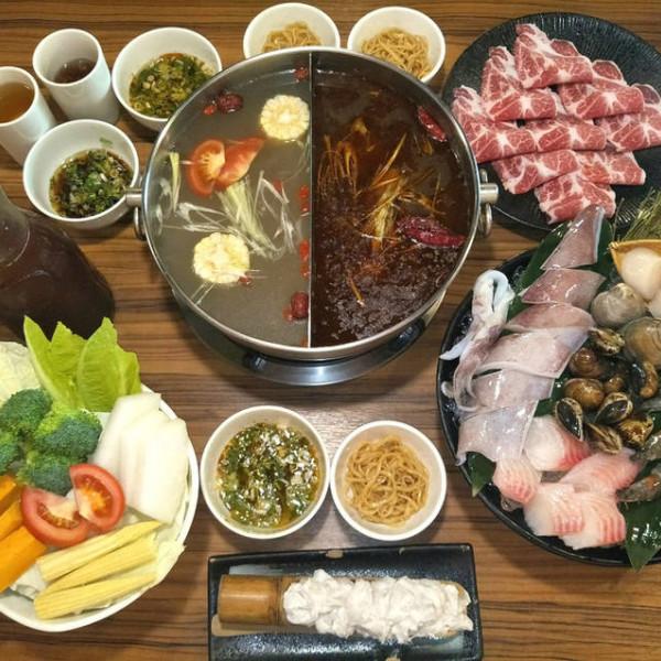 台北市 美食 餐廳 火鍋 麻辣鍋 老鼎旺川味鍋物