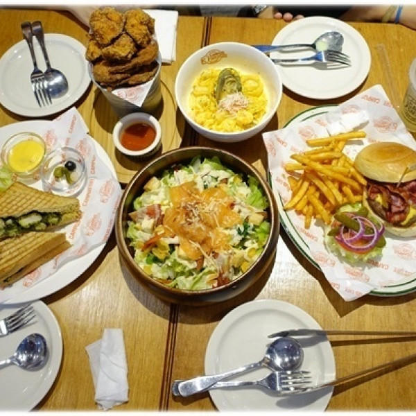 台中市 美食 餐廳 異國料理 美式料理 CAMPUS CAFE