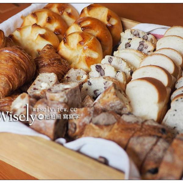 台北市 美食 餐廳 烘焙 麵包坊 Miss V Bakery 敦北店