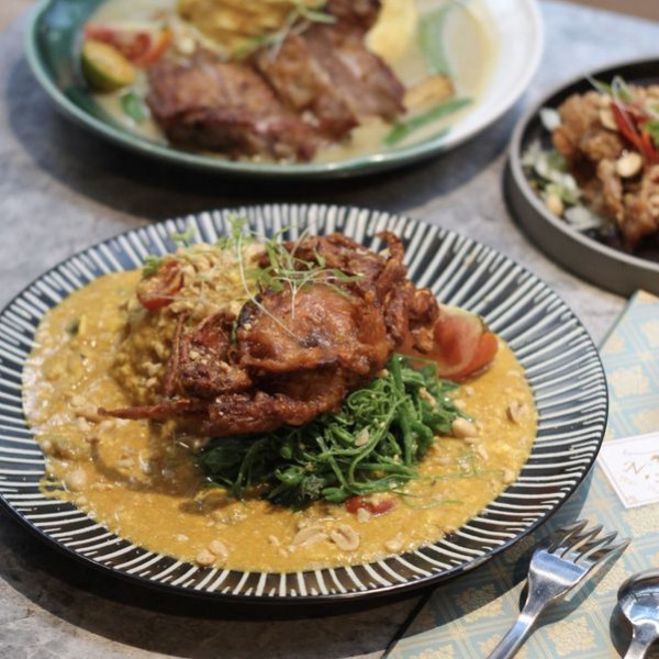 台中市 餐飲 泰式料理 N.N. Thai Thai