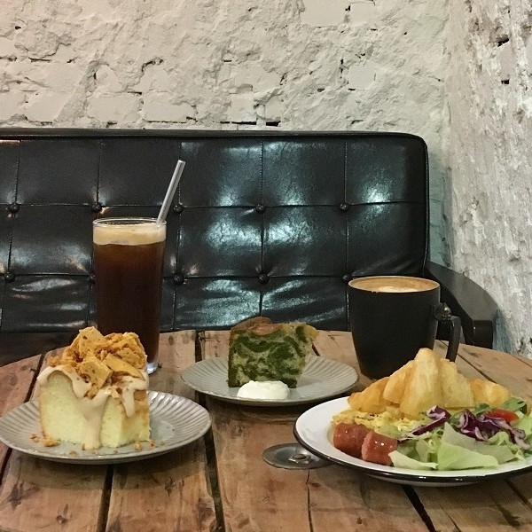 台北市 美食 餐廳 咖啡、茶 咖啡館 羊毛與花溫州店