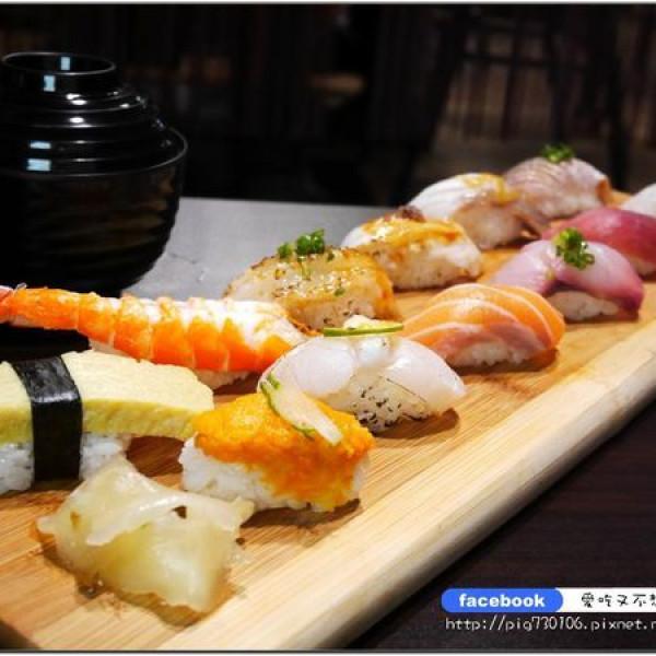 新北市 美食 餐廳 異國料理 日式料理 鹿角鮨日本料理