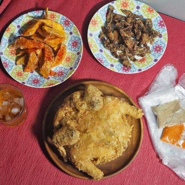 新北市 餐飲 夜市攤販小吃 陳季炸雞