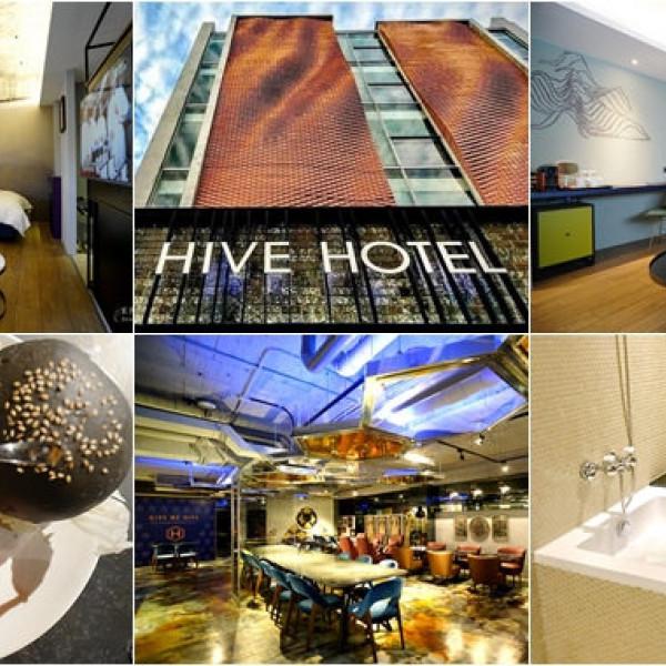 宜蘭縣 住宿 觀光飯店 皓迪精品旅館(宜蘭縣旅館224號) HIVE HOTEL