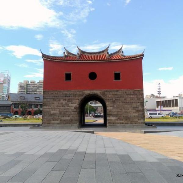台北市 休閒旅遊 景點 古蹟寺廟 北門 (承恩門)