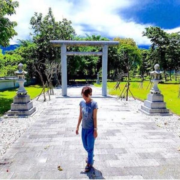 花蓮縣 觀光 觀光景點 林田神社