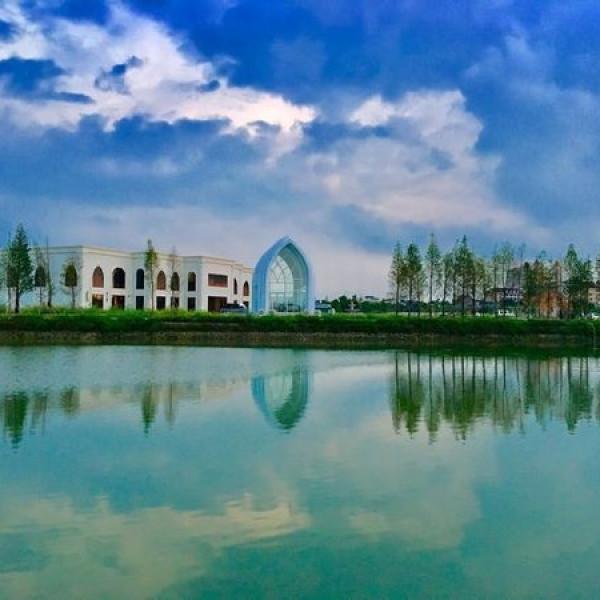 桃園市 休閒旅遊 景點 景點其他 莊敬大池