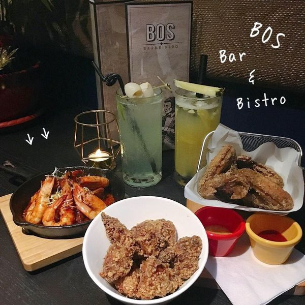 台北市 餐飲 酒吧 其他 BOS Bar&Bistro
