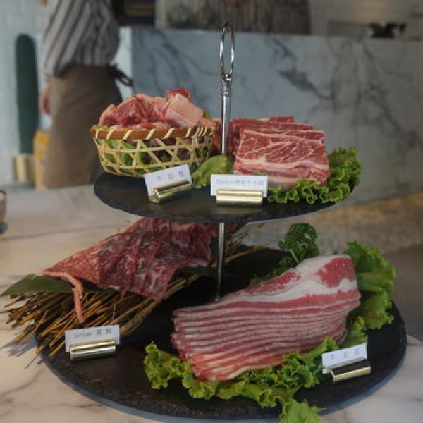 桃園市 美食 餐廳 餐廳燒烤 燒肉 GOGI GOGI 韓式燒肉