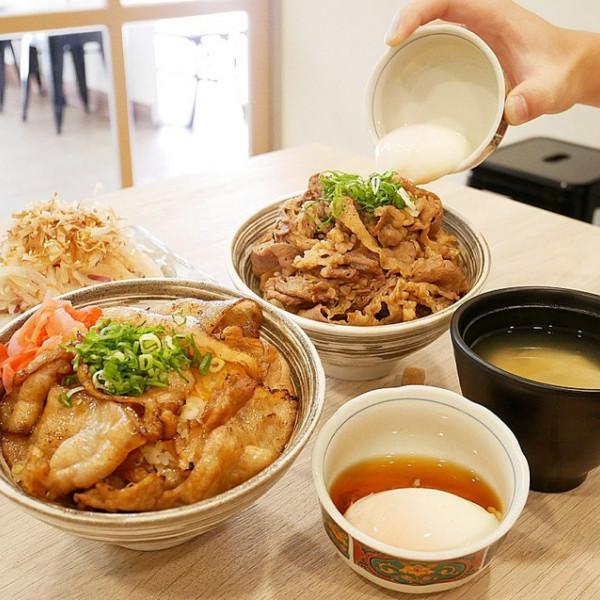 台中市 餐飲 日式料理 丸樂直火燒肉丼