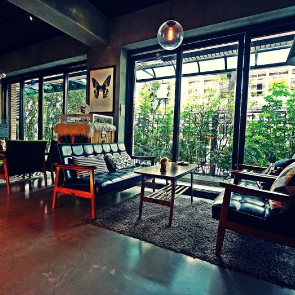 台北市 餐飲 咖啡館 Uranium Cafe 鈾咖啡