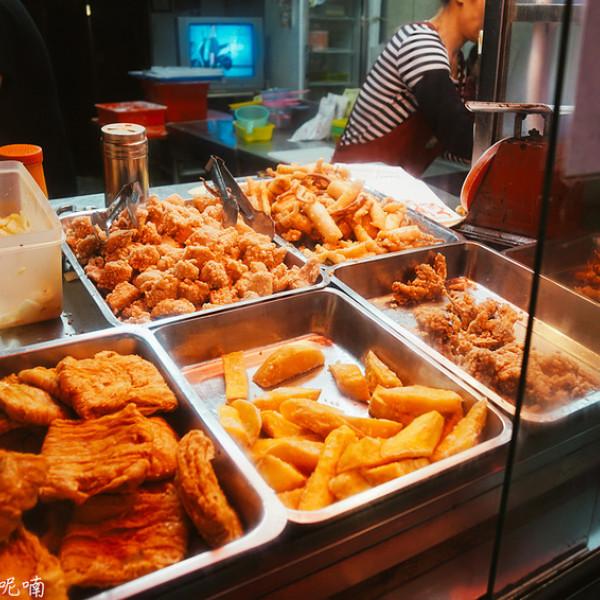 花蓮縣 餐飲 夜市攤販小吃 德安橋頭林家香酥雞