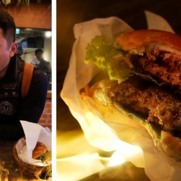 台北市 美食 餐廳 速食 漢堡、炸雞速食店 Wagyu Burger
