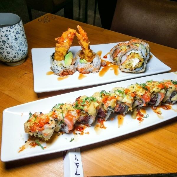 花蓮縣 餐飲 日式料理 壽司‧生魚片 121美式壽司