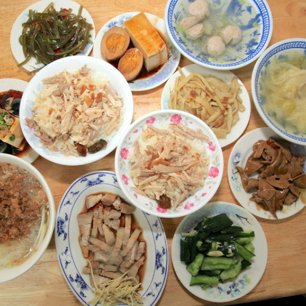 台南市 餐飲 台式料理 新市嘉義火雞肉飯