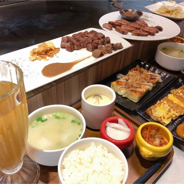 高雄市 餐飲 燒烤‧鐵板燒 鐵板燒 森梵新鐵板料理