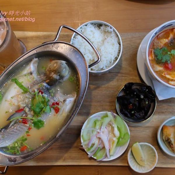 台中市 餐飲 泰式料理 大城享泰食