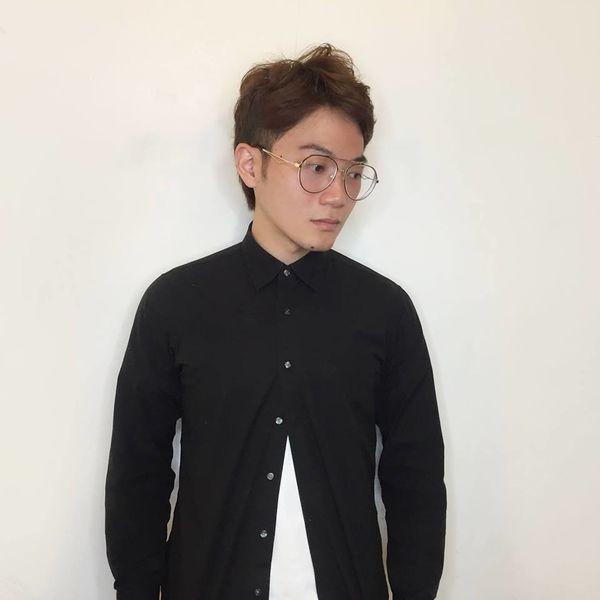 高雄市 購物 特色商店 雁國際沙龍集團民生店設計師布魯斯