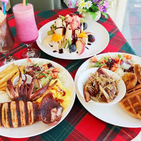 台中市 餐飲 義式料理 大花朵朵英才店