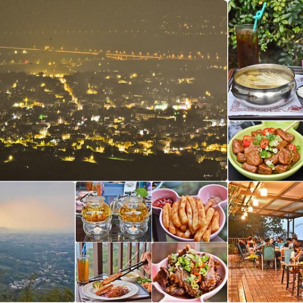 南投縣 餐飲 鍋物 火鍋 竹山天空之星-景觀餐廳