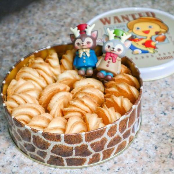 台中市 餐飲 糕點麵包 短腿阿鹿餅乾(漢口店)