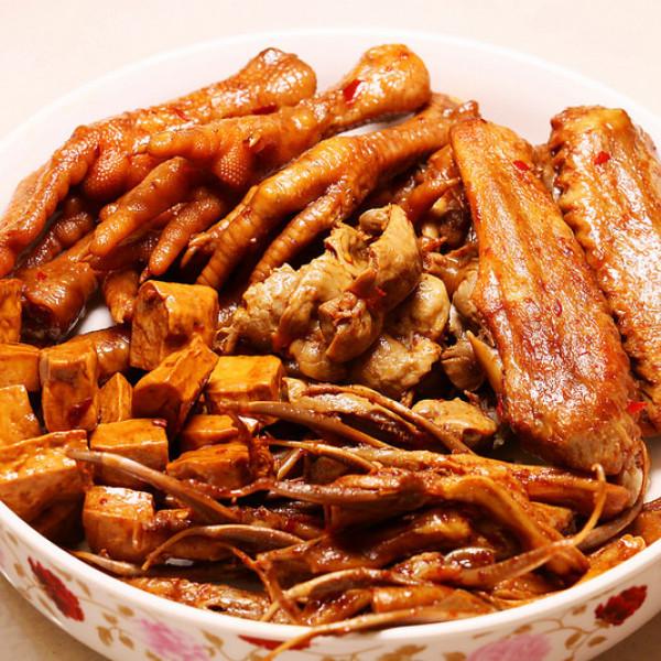 台北市 餐飲 台式料理 嘉珍滷味町