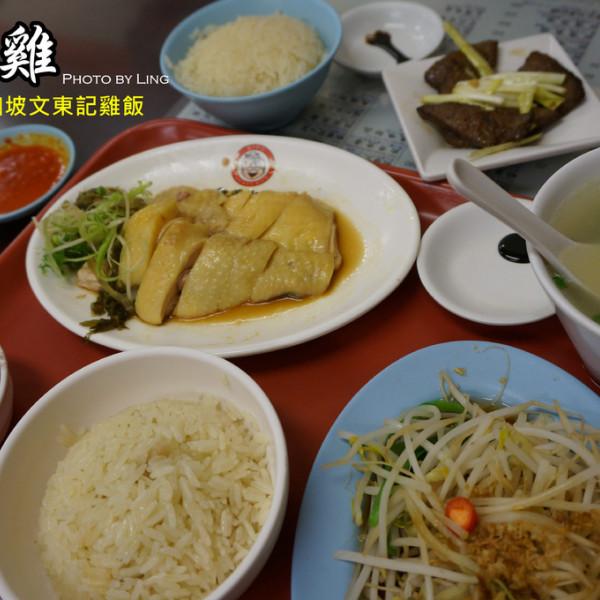台北市 美食 餐廳 異國料理 南洋料理 文慶雞