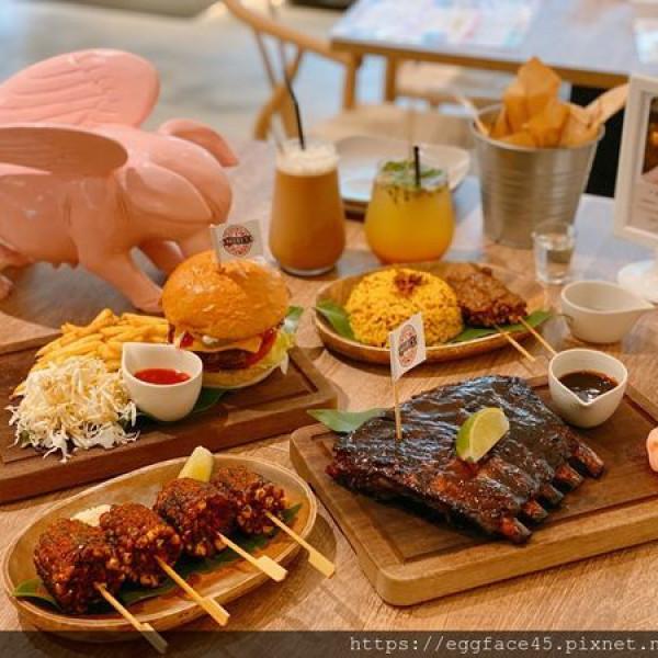 台北市 餐飲 多國料理 南洋料理 Naughty Nuri's Taiwan 刁廚.紐利 台灣店