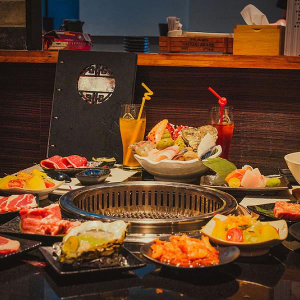 台北市 美食 餐廳 餐廳燒烤 燒肉 帝一帝王蟹頂級燒烤