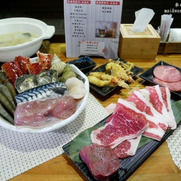 台北市 餐飲 燒烤‧鐵板燒 燒肉燒烤 帝一帝王蟹頂級燒烤