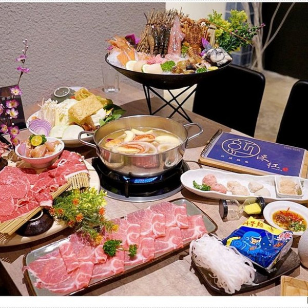 台中市 餐飲 鍋物 其他 深紅汕頭火鍋 (崇德店)