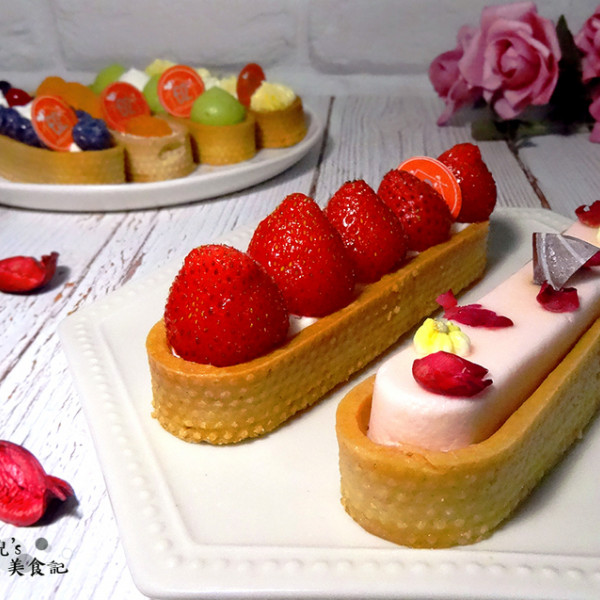 台北市 餐飲 糕點麵包 Patisserie F2 法式甜點