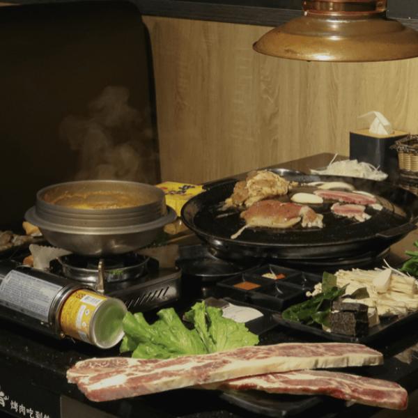 彰化縣 餐飲 吃到飽 豬對有韓式燒烤吃到飽-彰化店