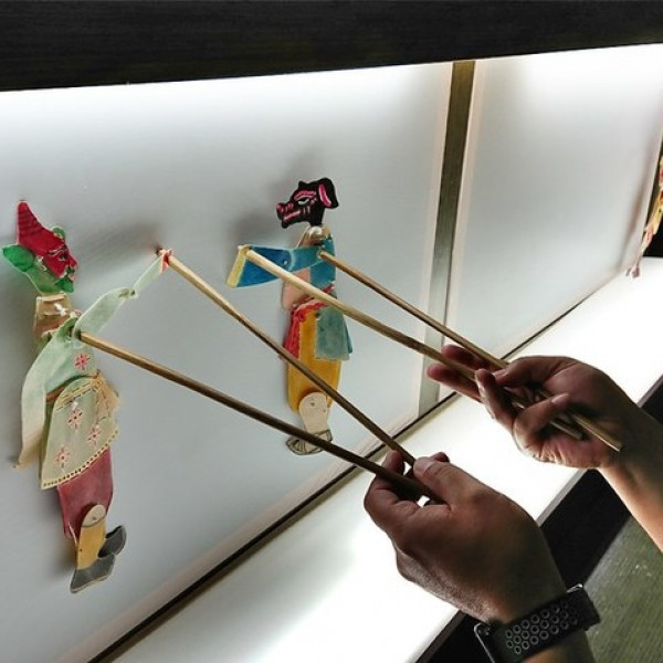 高雄市 觀光 博物館‧藝文展覽 高雄市皮影戲館