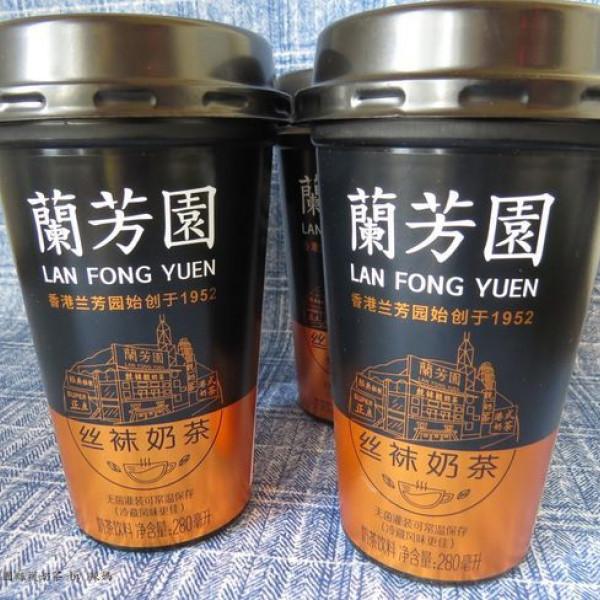 台北市 餐飲 茶館 蘭芳園絲襪奶茶