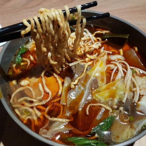 新北市 餐飲 麵食點心 李王麻辣專賣店