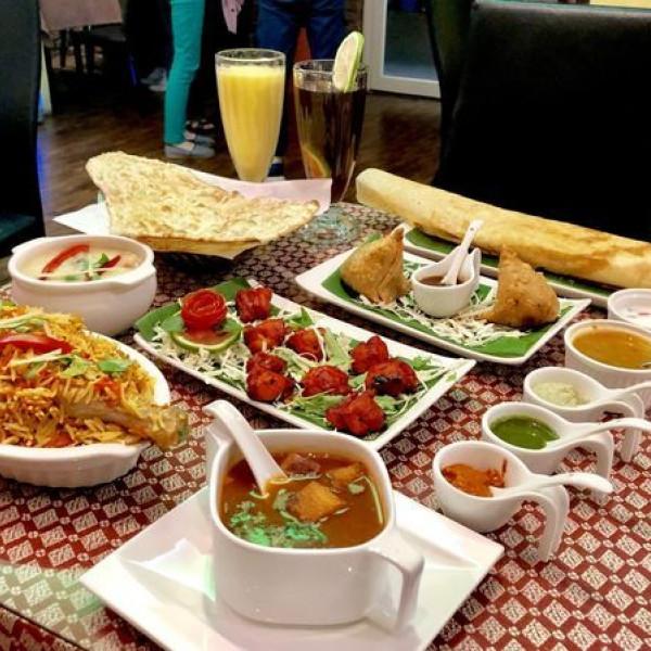 台中市 餐飲 多國料理 其他 Sree India Palace斯里印度料理