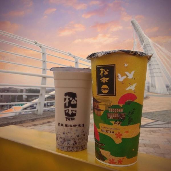 台中市 餐飲 飲料‧甜點 冰店 松本鮮奶茶台中精誠店