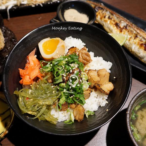 台中市 餐飲 日式料理 HAHA燒烤丼飯專賣店