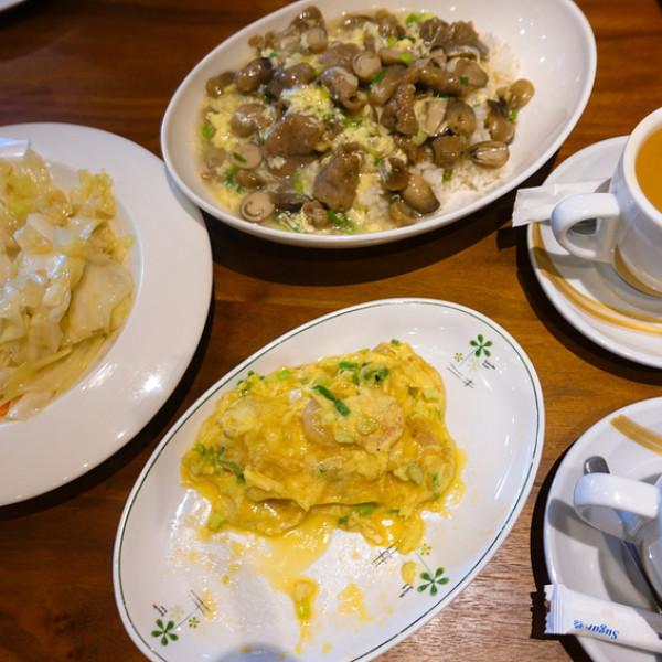 台北市 餐飲 港式粵菜 左爺爺的港式茶餐廳