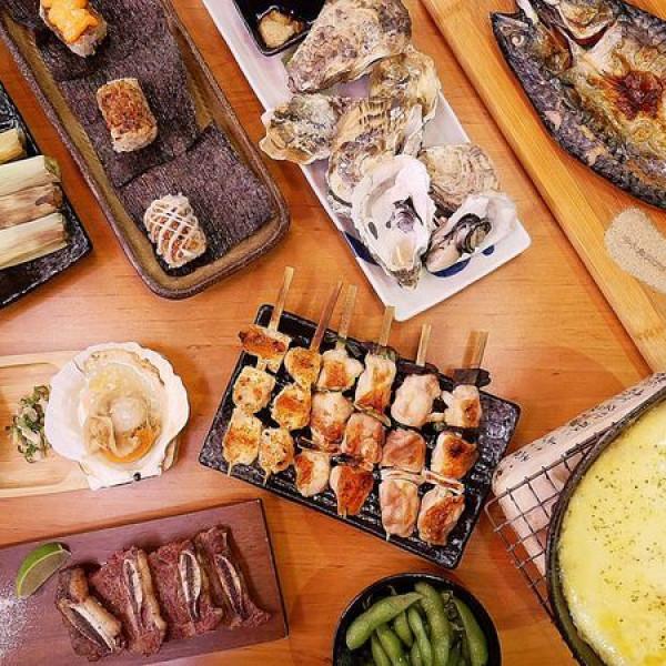 台北市 餐飲 燒烤‧鐵板燒 燒肉燒烤 夜問市民串燒居酒屋