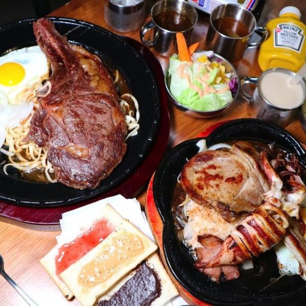 台南市 餐飲 牛排館 19號倉庫鐵板牛排 新新營店