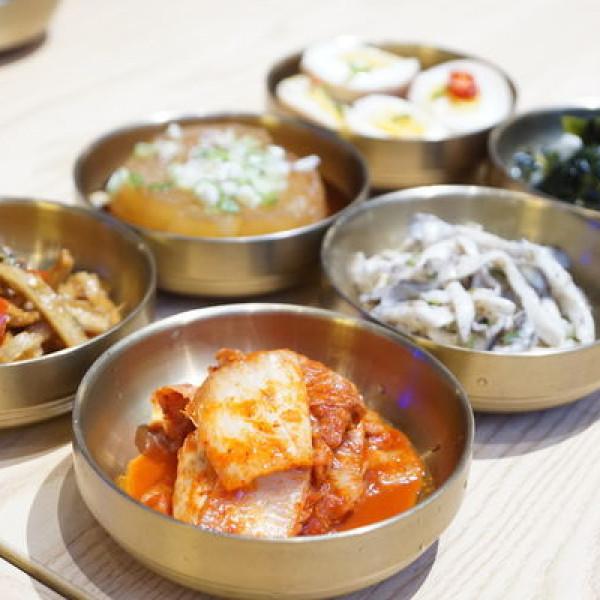 台北市 餐飲 韓式料理 輪流請客